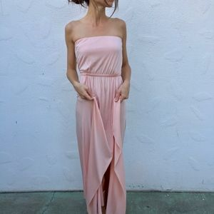 (Rachel Pally) Strapless Maxi Dress